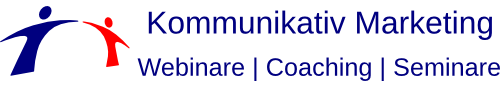 Kommunikativ Marketing Logo